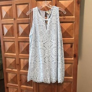 Umgee sleeveless dress